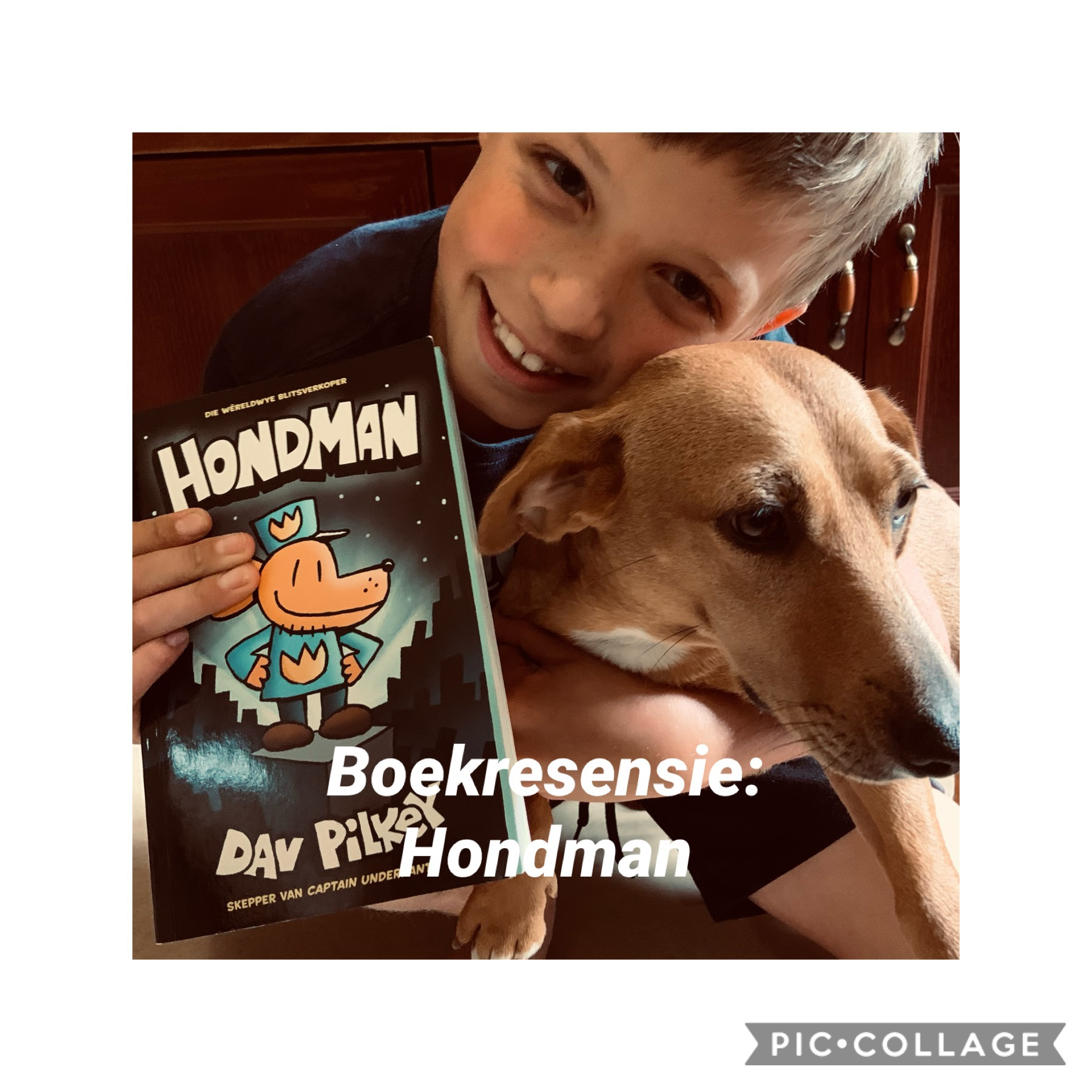 Boekresensie: Hondman